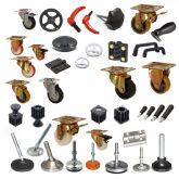 سازنده و تامين كننده قطعات صنعتي و يراق  آلات بازل