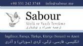 مترجم همراه ترکی انگلیسی فارسی در نمایشگاه ها - مقیم استانبول